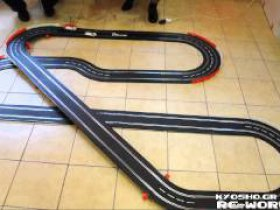 1/43 Scale Slot Car Videos