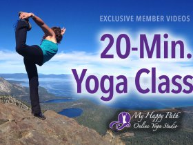 20 Minute Yoga Classes