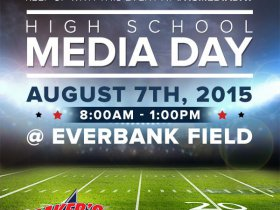 2015 High School Media Day