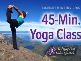 45 Minute Yoga Classes