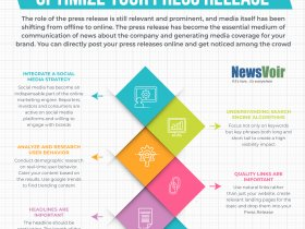 7 WAYS TO OPTIMIZE YOUR PRESS RELEASE