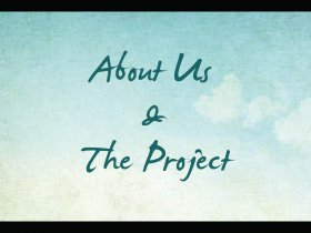 About Us & The Project