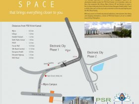 Apartments in electronic city for sale