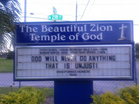 Beautiful Zion Temple of God Sermons