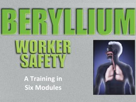 Beryllium Worker Safety Training