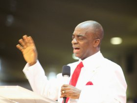 Bishop David Oyedebo