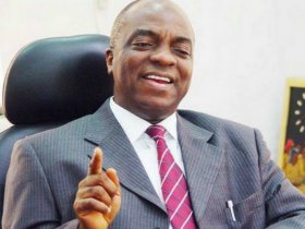 Bishop Oyedepo (One Night With The King)
