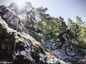 BlackTown Trails MTB Holidays Madrid, Sp