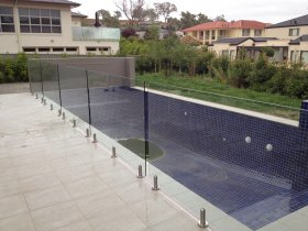 Types of Glass Pool Fencing