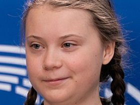 CLIMATE ACTION HERO: Greta Thunberg