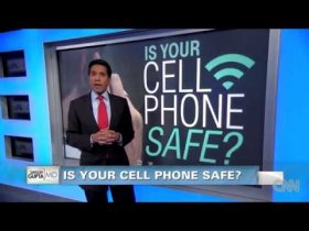 CNN Sanjay Gupta on Cell Phones and Wire