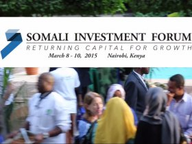 Somali Investment Forum 2015 - Nairobi