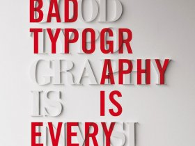 DIY Typography
