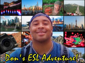 Don's ESL Adventure!