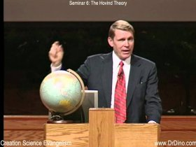 Dr Kent Hovind Creation-Evolution