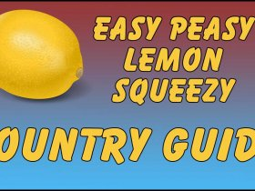 Easy Peasy Country Guides