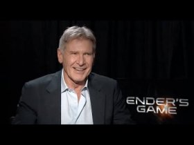 Ender's Game Interviews