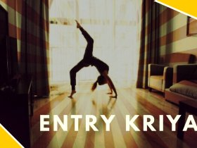 Entry Kriyas Yoga Poses