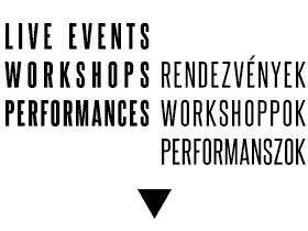 Events, workshops, performances