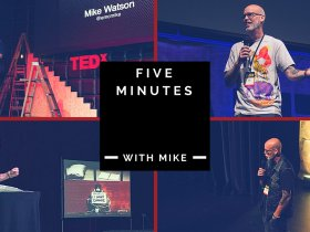 Five Minutes with Mike