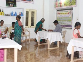 Free Medical Camp Facility