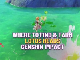 Genshin Impact: Where to Farm Lotus Head