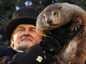Groundhog Read Alouds and information