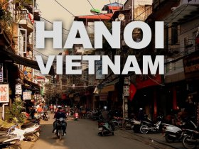Hanoi and North Vietnam 2014 travel