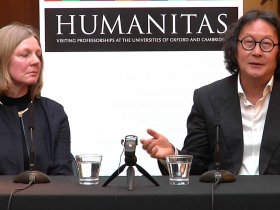Humanitas Oxford & Cambridge Lectures