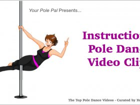 Instructional Pole Dance Video Clips