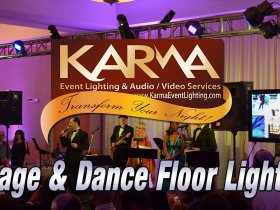Karma Event Lighting - Dance Floor