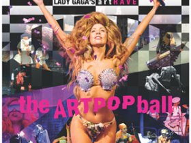 Lady Gaga presents: artRAVE