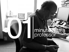 Minute With a Professor