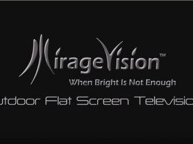 Mirage Vision Outdoor TV's