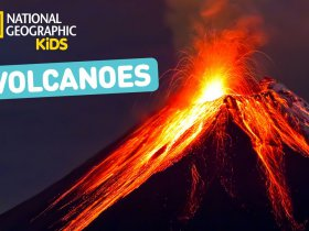 Nat Geo Kids Explore Volcanoes