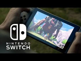 Nintendo Switch trailers