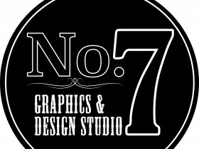 Number 7 Graphics & Design Studio