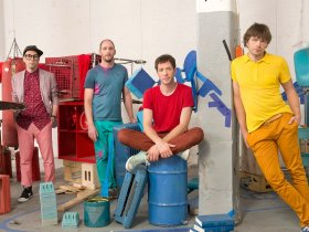 OK Go Behind The Scenes