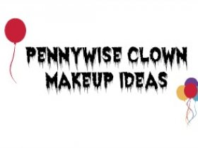 Pennywise Clown Makeup Ideas