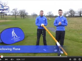 Perfecting a Golf Backswing