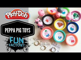 Play Doh Surprise Eggs