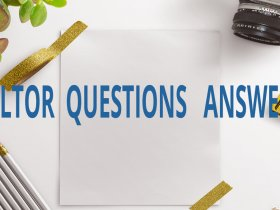 Realtor Questions Answered