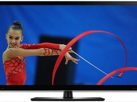 Rhythmic gymnastics TV