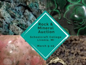 Rock & Mineral Auction: March 9-10, 2019