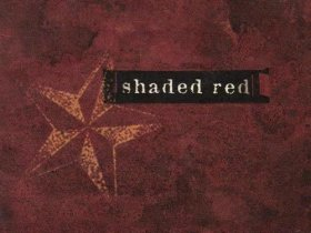 shaded red