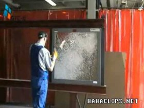 Shatter Shield Security Window Film