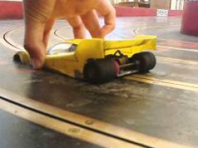 Slot Car LOL's