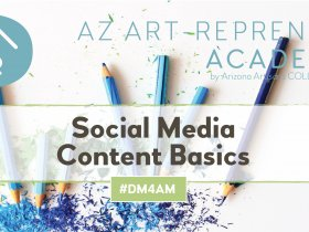 Social Media Content Basics (#DM4AM)