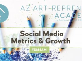 Social Media Metrics & Growth (#DM4AM)