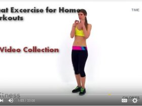 Squat Excercise for Home Workouts